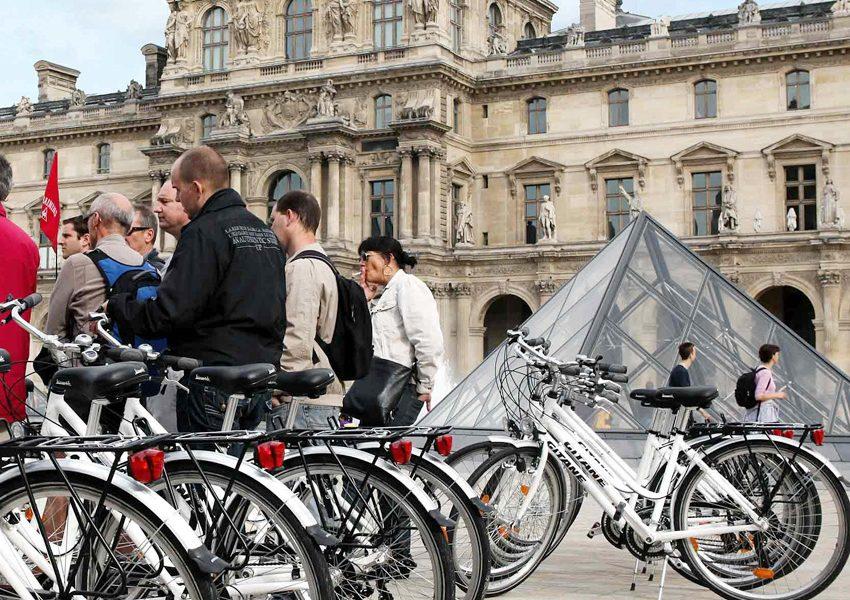Новый велоцентр открывает свои двери в Париже
