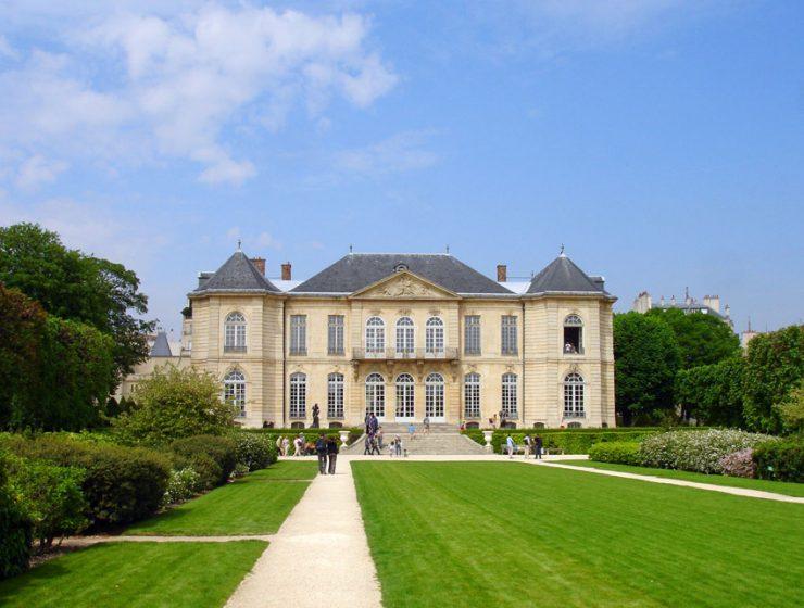 Музей Родена (Musee Rodin) в Париже
