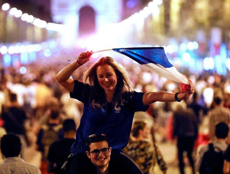 Что празднуют во Франции в феврале