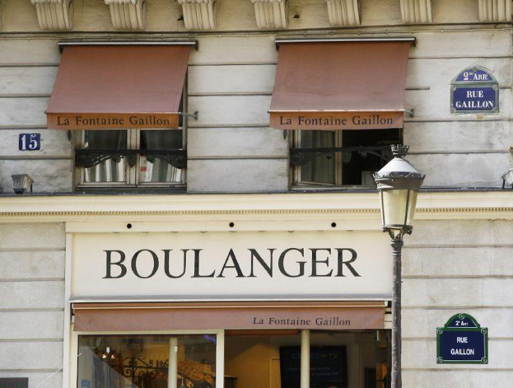 Лучшие булочные в Париже