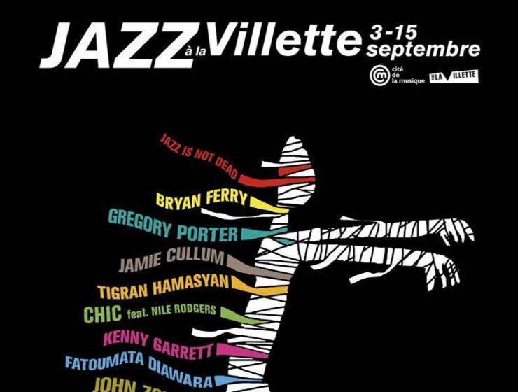 Джазовый фестиваль в Париже