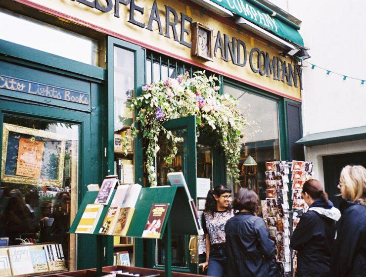 Книжный магазин ShakespeareCo