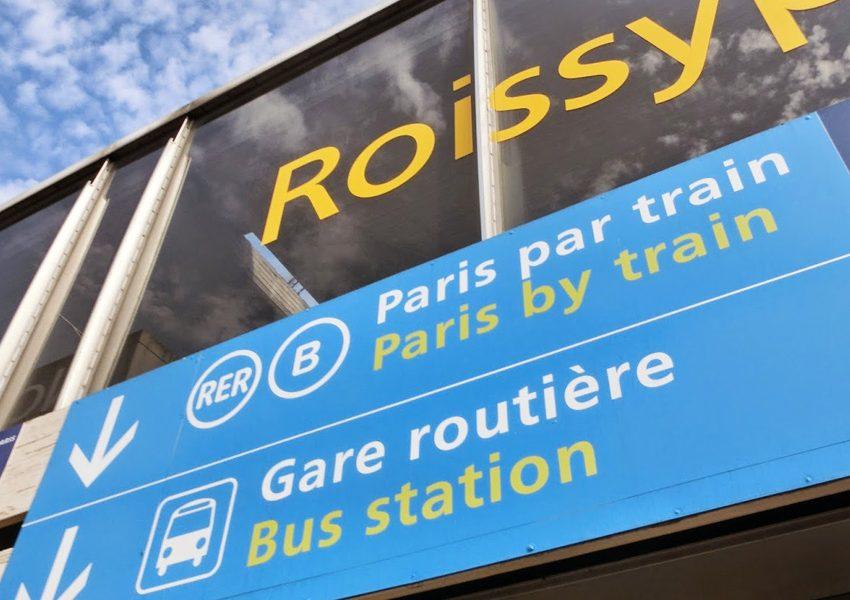 Как доехать из аэропорта в Париж