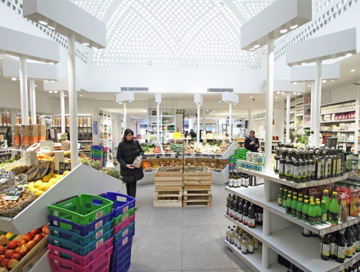 Продуктовыемагазины и супермаркеты в Париже