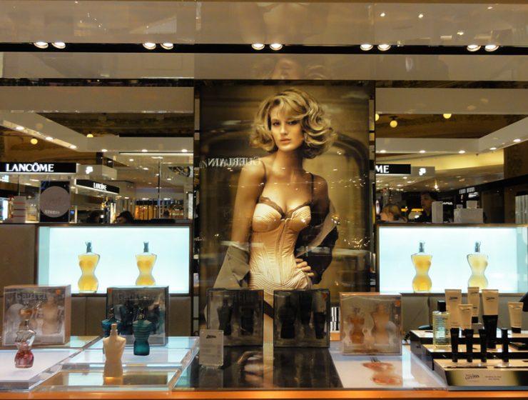 Парфюмерные магазины в Париже