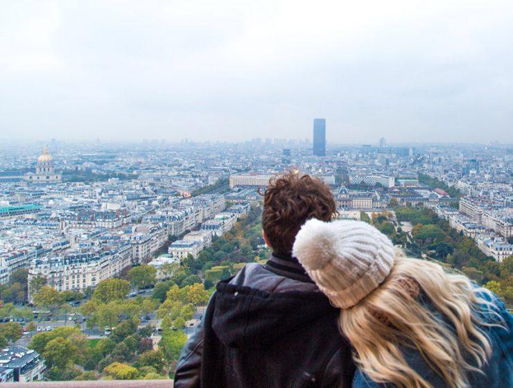 Смотровые площадки в Париже