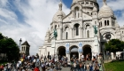 Базилика Сакре-Кёр в Париже