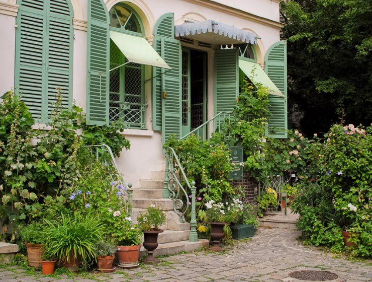 Музей романтической жизни в Париже